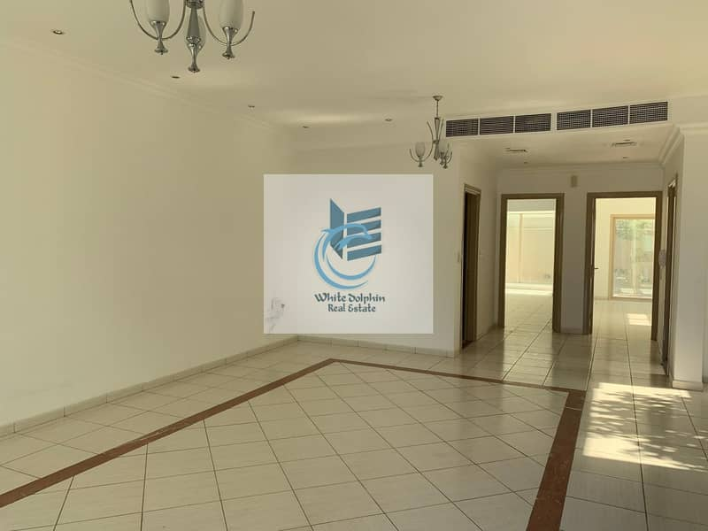 2 Vacant | Semi Independent 4 BR with Huge Garden in Al-Barsha 3