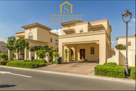4 Bedroom Villa for Sale in Arabian Ranches 2, Dubai - 4 BHK for Sale Vacant |Spanish Style |Palma