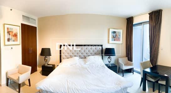 فلیٹ 2 غرفة نوم للايجار في وسط مدينة دبي، دبي - 2BR + Study | Chiller Free | Stunning View