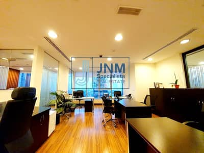 Office for Sale in Jumeirah Lake Towers (JLT), Dubai - Reduced Price | Fitted and Furnished Office