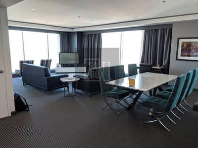 شقة فندقية 2 غرفة نوم للايجار في مدينة دبي للإعلام، دبي - Promotional Offer    2 CHQS   Fully Furnished    NO Security Deposit   0% Commission