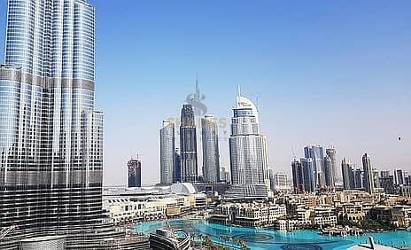 فلیٹ 3 غرف نوم للبيع في وسط مدينة دبي، دبي - Best Deal in Downtown With Branded Developer