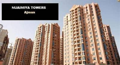 3 Bedroom Flat for Rent in Al Nuaimiya, Ajman - GOOD OFFER !! 3BHK FOR RENT IN  AL NAUMIYAH TOWER 40000 AED ONLY. .