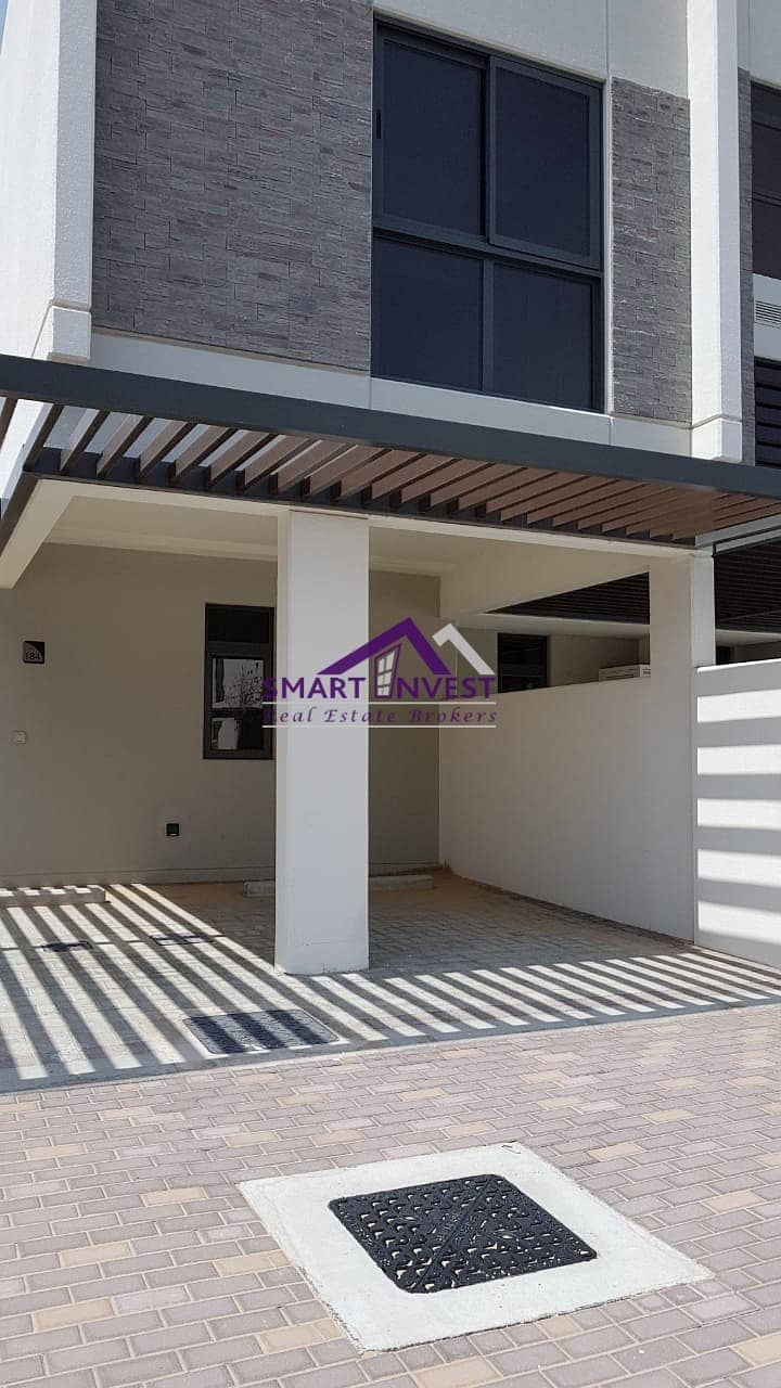 2 Brand new Unfurnished 3BR Townhouse for sale in  Akoya Oxygen