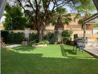 5 Bedroom Villa for Sale in Saadiyat Island, Abu Dhabi - Executive villa with spectacular garden