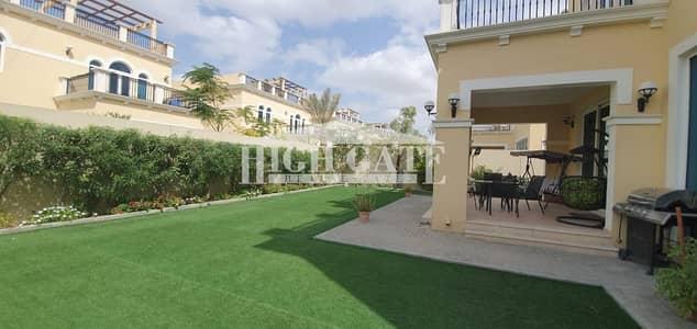 4 Bedroom Villa for Sale in Jumeirah Park, Dubai - EXCLUSIVE BEAUTIFULLY LANDSCAPED  4BR Legacy Nova