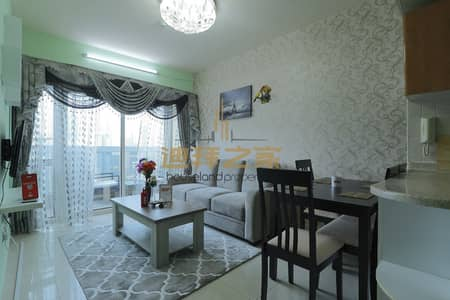 2 Bedroom Flat for Rent in Jumeirah Lake Towers (JLT), Dubai - Stunning 2 bedroom/Fully Furnished/ with balcony overlooking marina. For rent