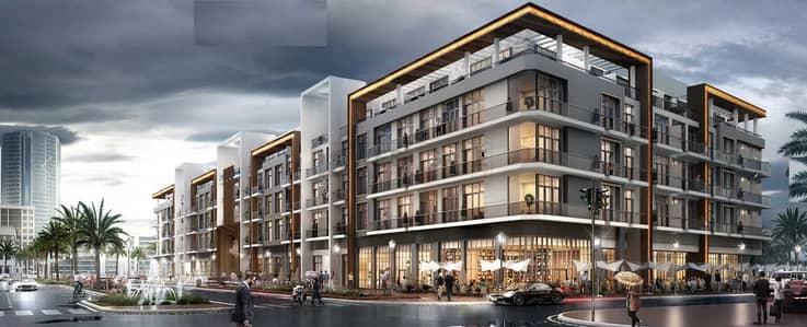 Building for Sale in Jumeirah Village Circle (JVC), Dubai - Single Tenant - ROI 10% - 155 Apt.