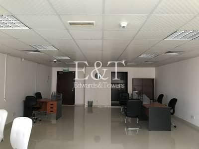 Office for Rent in Jumeirah Lake Towers (JLT), Dubai - Close to Metro Ready to Move In Next to Almas