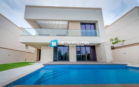 5 Bedroom Villa for Sale in Saadiyat Island, Abu Dhabi - Best Priced 5 bedroom villa with swimming pool