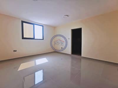 Studio for Rent in Al Mushrif, Abu Dhabi -  No commission