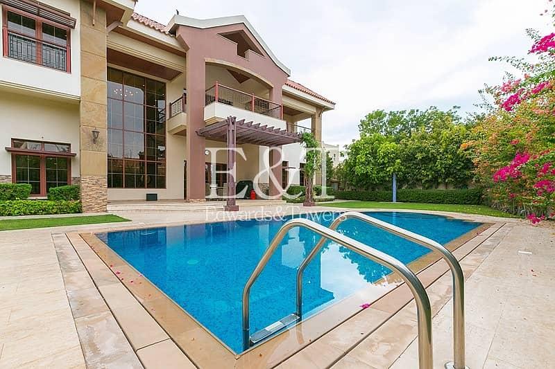 Negotiable | Private Corner Plot With Pool | JI
