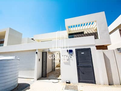 5 Bedroom Villa for Rent in Yas Island, Abu Dhabi - Upgraded Unit (Pool & Garden) High end Living