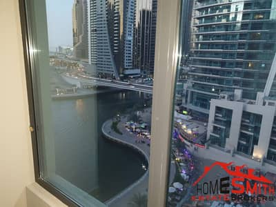 1 Bedroom Flat for Rent in Dubai Marina, Dubai - Chiller Free Lower Price Without Balcony
