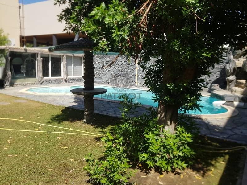 2 HOT DEAL !!! 3BR Villa With Shared Pool In Al SAFA