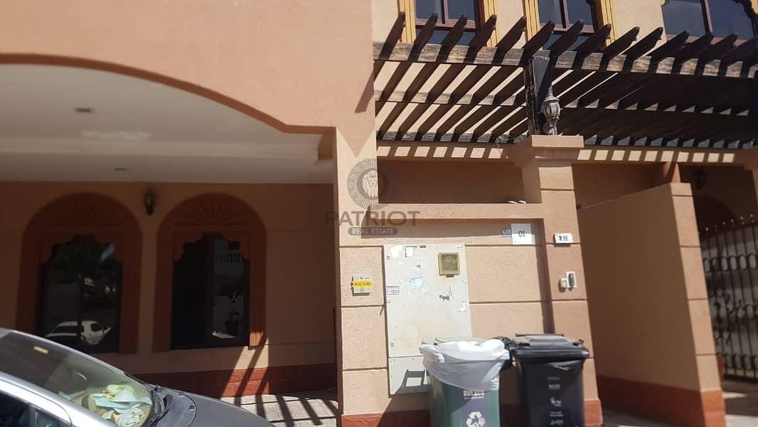 12 HOT DEAL !!! 3BR Villa With Shared Pool In Al SAFA