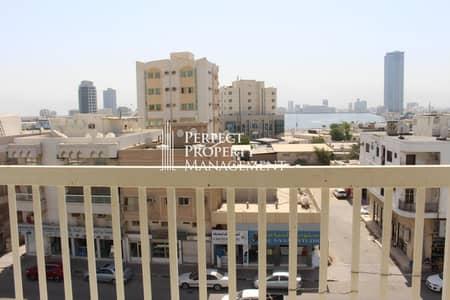 فلیٹ 2 غرفة نوم للايجار في راك سيتي، رأس الخيمة - Spacious 2 BHK apartment for rent in Old Ras Al Khaimah