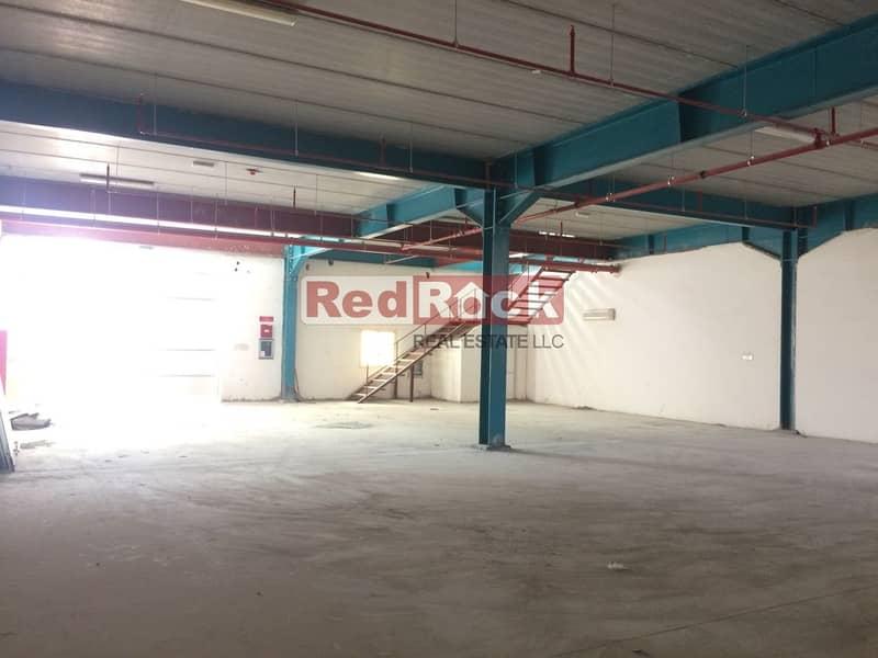 Prime Location 6576 Sqft Warehouse in Umm Ramool