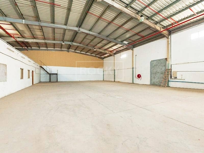 2 Warehouse | 100 KW | Umm Ramool