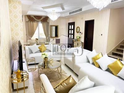 فیلا 3 غرف نوم للايجار في مجمع دبي الصناعي، دبي - فیلا في صحارى ميدوز 1 صحارى ميدوز مجمع دبي الصناعي 3 غرف 65000 درهم - 4619892