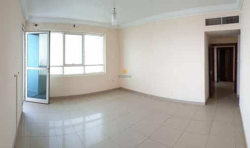 شقة 3 غرف نوم للايجار في المجاز، الشارقة - Spacious 3 BHK Full Lake View -One Month Free- Parking Free