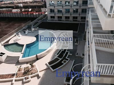 POOL VIEW|LARGE FURNISHED STUDIO| WITH BALCONY KENSINGTON MANOR