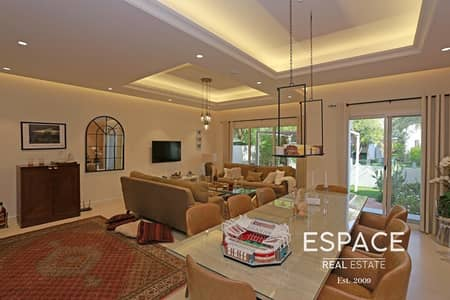 3 Bedroom Villa for Rent in Jumeirah Golf Estate, Dubai - Modern | Pool Views | Exclusive Agent