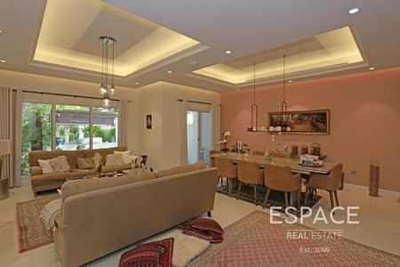 3 Bedroom Villa for Rent in Jumeirah Golf Estate, Dubai - Modern | Pool Views | Exclusive Agent