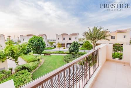 فیلا 3 غرف نوم للايجار في ريم، دبي - Huge Plot | Corner Villa | 2E 3 Bed + Maids