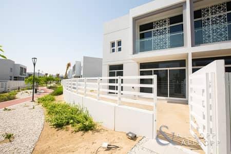 تاون هاوس 3 غرف نوم للبيع في مدن، دبي - Single Row | B Type | Large Plot  | 3 Beds