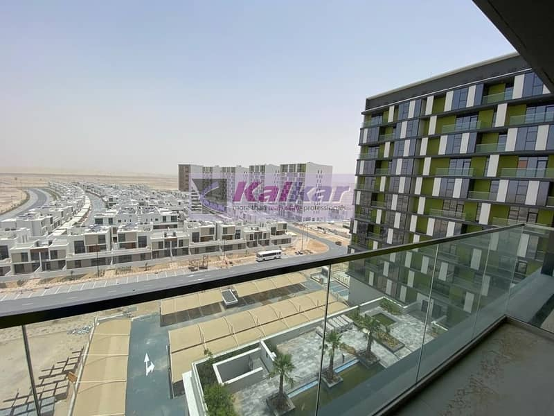 2 The Pulse @ DUBAI SOUTH - Two Bedroom  with en suite  bath  and Study(Pool  View) Prime location-ED. 41