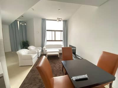 فلیٹ 1 غرفة نوم للايجار في قرية التراث، دبي - 1BR ! Iris Amber 56k 4 cheques