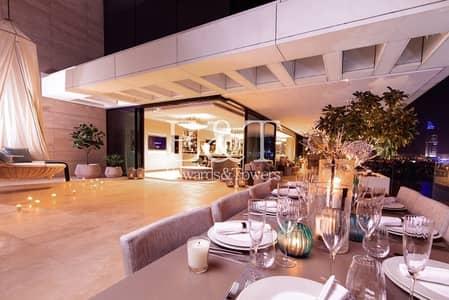 5 Bed Duplex Penthouse | Sea View | PJ