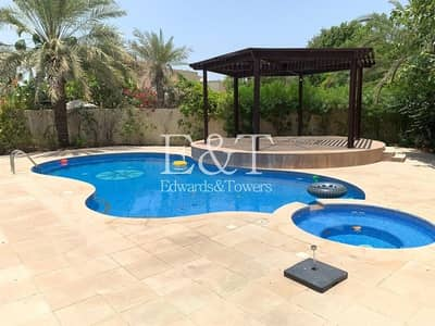 4 Bedroom Villa for Sale in The Meadows, Dubai - Exclusive | Upgraded | Private Pool| Large Plot|EH