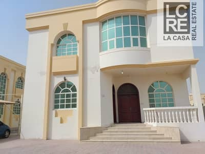 5 Bedroom Villa for Rent in Shakhbout City (Khalifa City B), Abu Dhabi - Amazing Villa in A compound! 5 Masters Bedroom