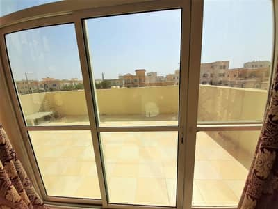 Big Balcony Infront Facing Compound One Bedroom with Walk in Closet Near Bathroom