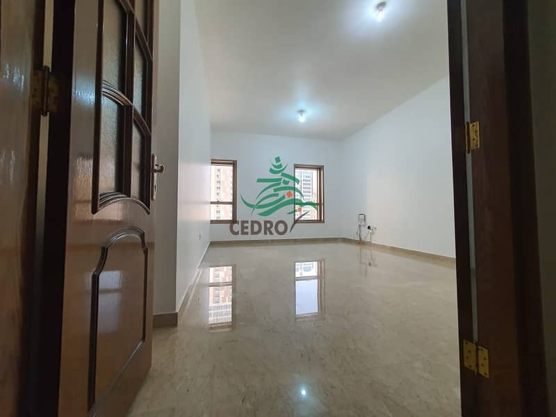 2 Be in awe with our 2 bedroom apartment with it's modern and slightly traditional design