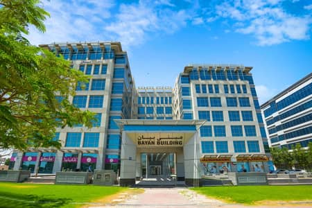 Office for Rent in Dubai Investment Park (DIP), Dubai - Bayan Business Center Fitted Office