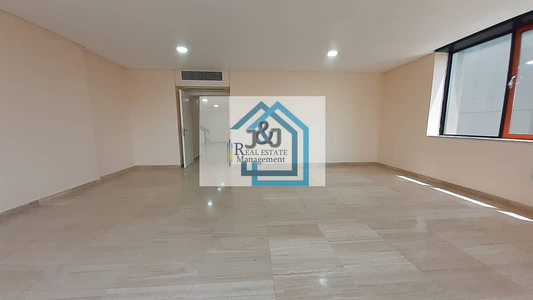 Very Nice Family 4 Bedroom with Maid room Duplex Apartment & Balcony