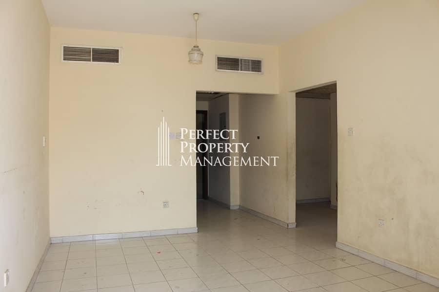 spacious 2 bedroom apartment for rent in Old Ras Al Khaimah