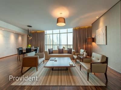4 Bedroom Penthouse for Rent in Dubai Marina, Dubai - Luxurious living | Landscaped Windows