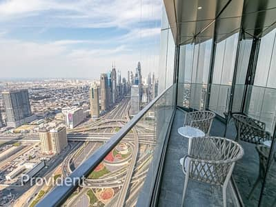 1 Bedroom Apartment for Sale in Downtown Dubai, Dubai - Ultra Luxury | Brand New | Magnificent View