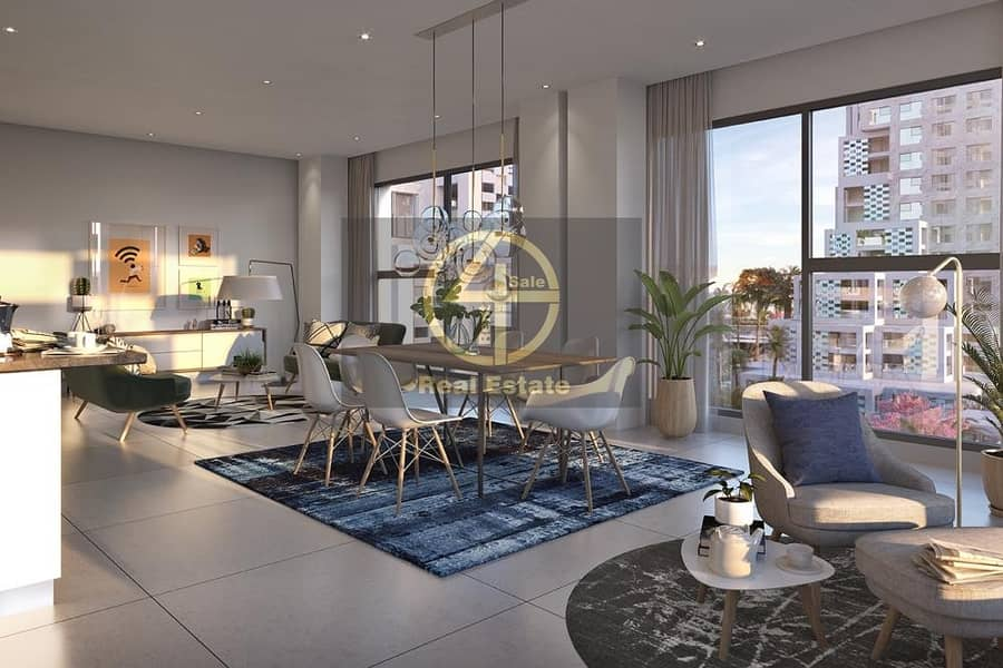 Amazing Investment 3 BR Off-plan  Apartmnt