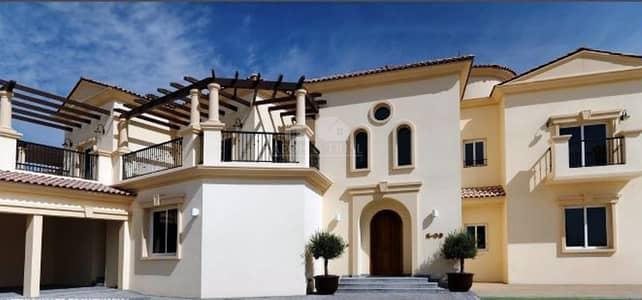 فیلا 6 غرف نوم للبيع في عقارات جميرا للجولف، دبي - Brand New 6 BR Villa I Ready to Move In I Golf Course View