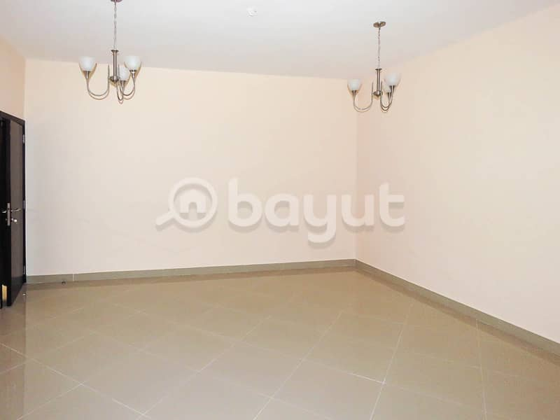 New 2BR | City Centre Sharjah view | Huge Space