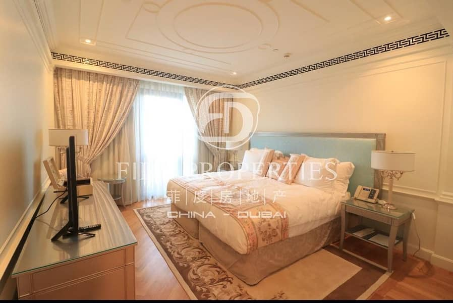2 Luxury 2 Beds Fully Furnished in Palazzo Versace