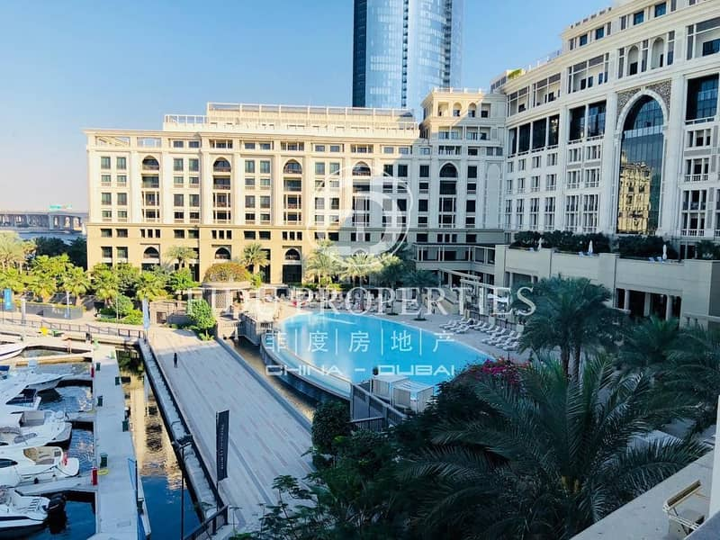 19 Luxury 2 Beds Fully Furnished in Palazzo Versace