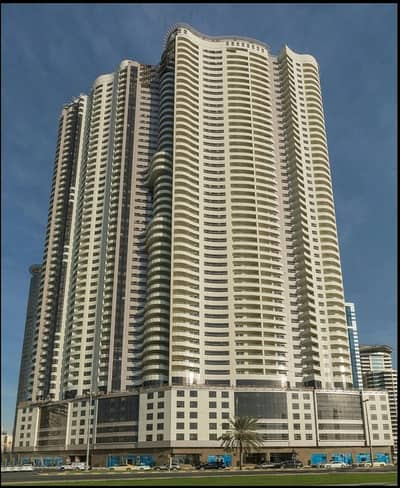 3 Bedroom Flat for Sale in Al Khan, Sharjah - Spectacular View - Luxurious 3BHK for Sale - Asas Tower - Al Khan- Sharjah