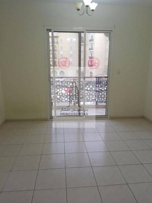10 1Bedroom Hall  with Balcony Emirates cluster International City