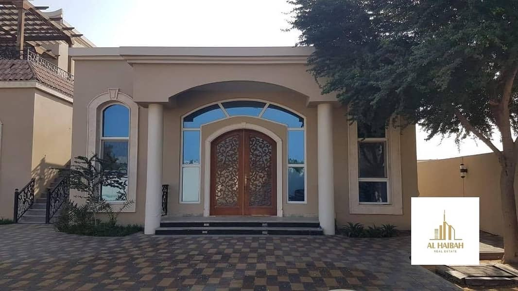 2 For sale two-storey villa with clues personal finishes